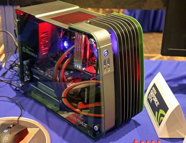Gigabyte Mini Gaming PC Enermax Case