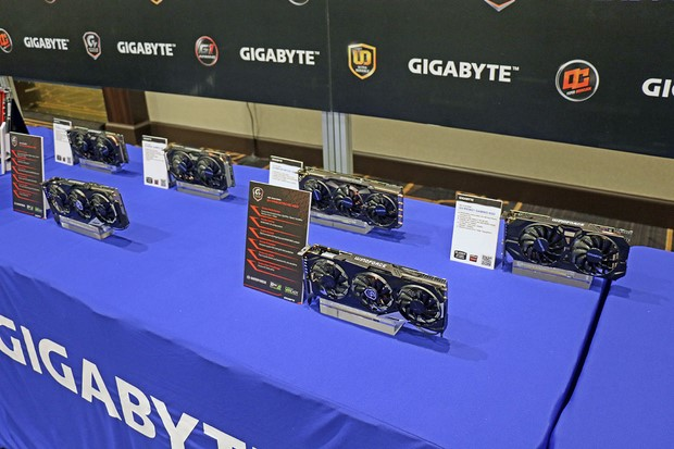 Gigabyte Windforce Graphics Family