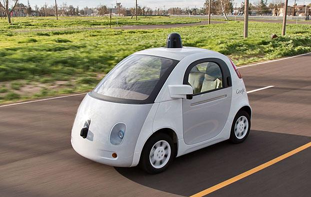 Google Self Driving Car Crashes Less Than Humans