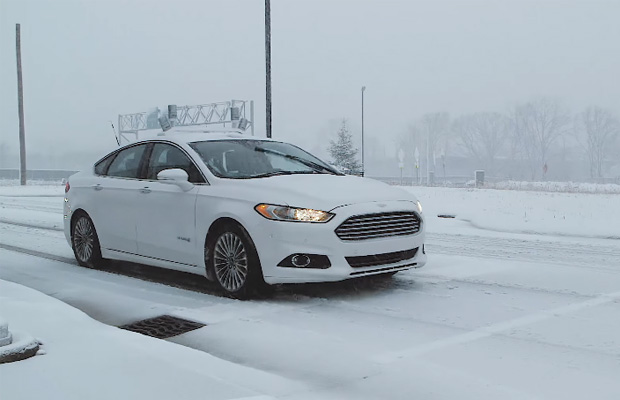 Ford Snow