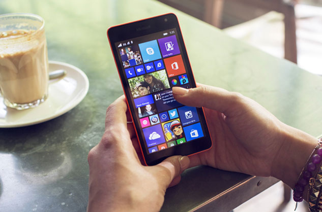 Lumia 535 Hands on