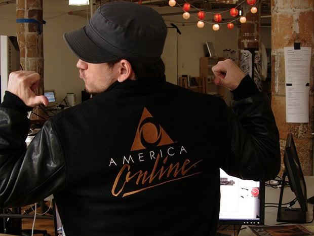 AOL Jacket