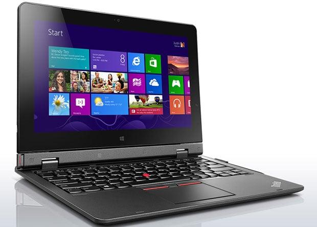 Lenovo ThinkPad Helix Convertible