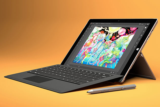 surface pro 3 banner