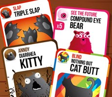 ITEMS TAGGED WITH EXPLODING KITTENS | HotHardware