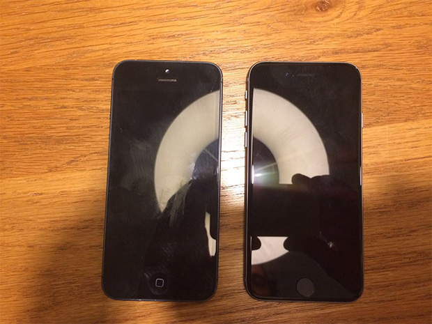 iPhone 5se and iPhone 5