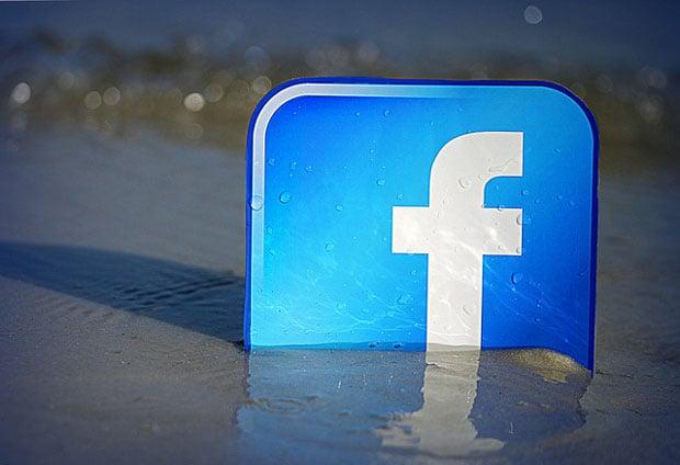 facebook beach