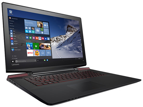lenovo laptop ideapad y700 17 deal