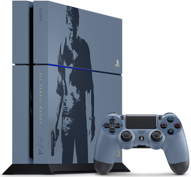 PlayStation 4 Uncharted