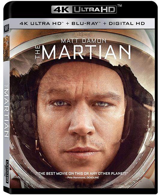 The Martian 4K