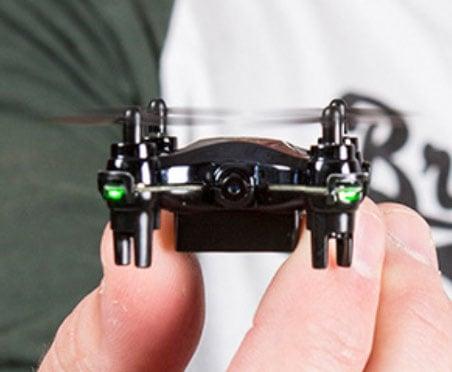 min drone deal