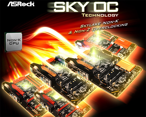 ASRock Sky OC