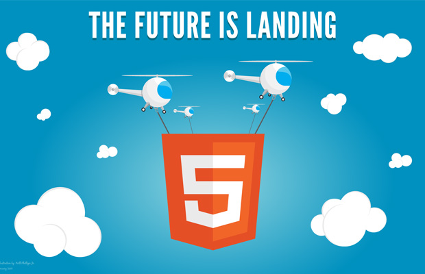 HTML5 Landing