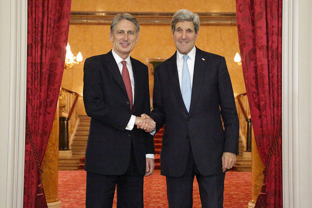 Philip Hammond John Kerry