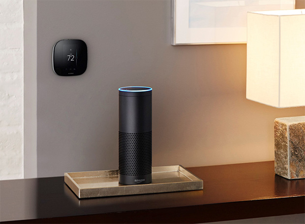 Echo and ecobee3