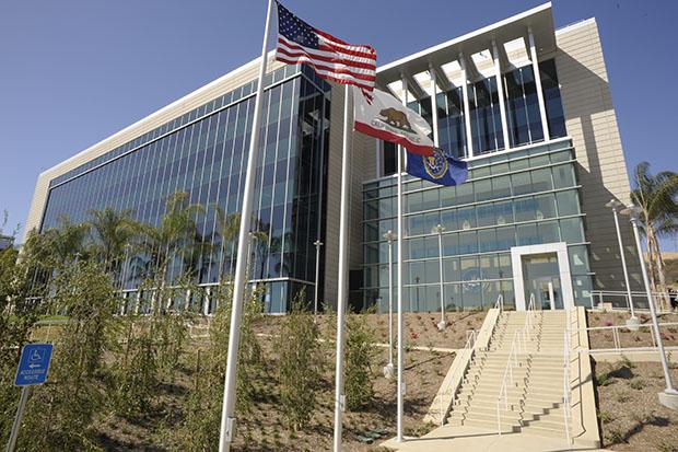 FBI San Diego Building