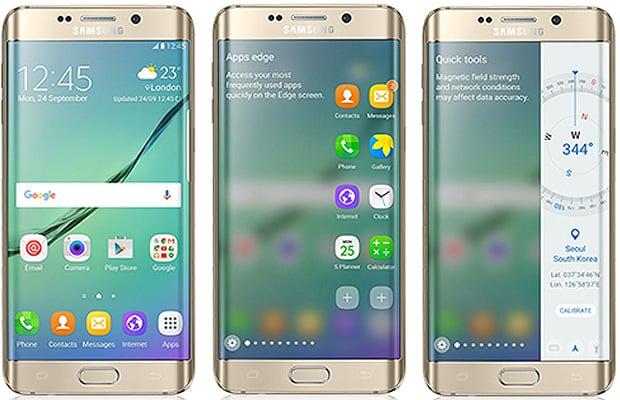 Samsung Galaxy S6 Edge Marshmallow