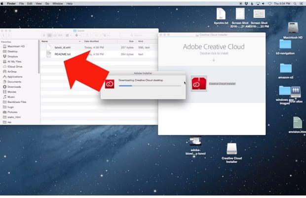 Mac Adobe Creative Cloud