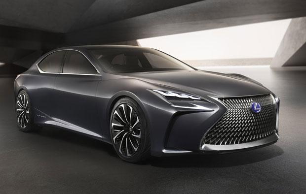 Lexus LF FC Concept