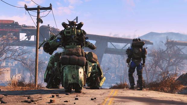 Fallout4 DLC Automatron