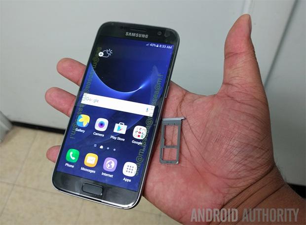 Samsung Galaxy S7 Se filtran fotos