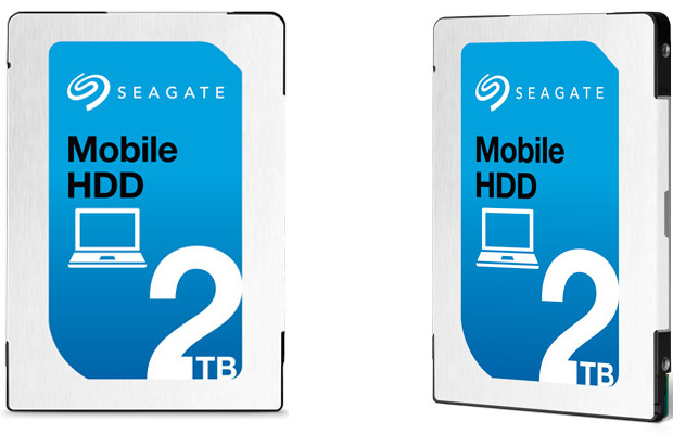 Seagate Mobile HDD