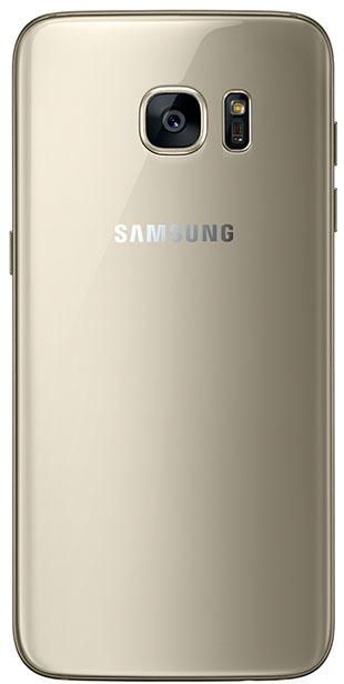Samsung Galaxy S7 Edge Back