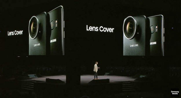 Samsung Galaxy S7 Lens
