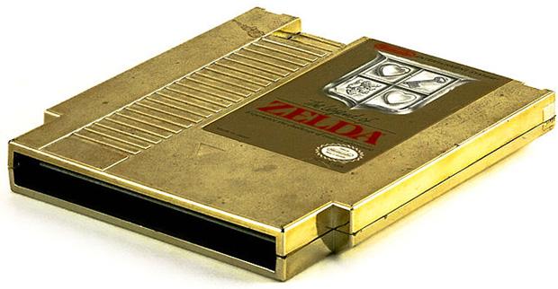 The Legend of Zelda Cartridge