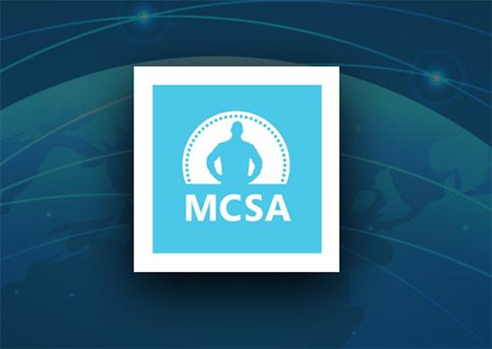mcsa training deal