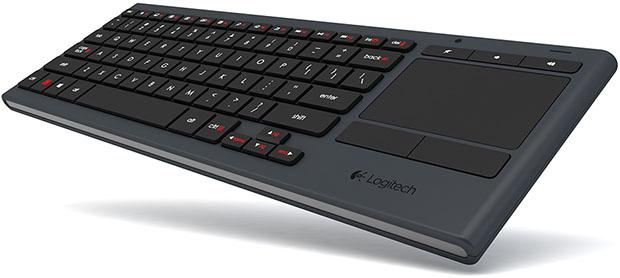 Logitech K830
