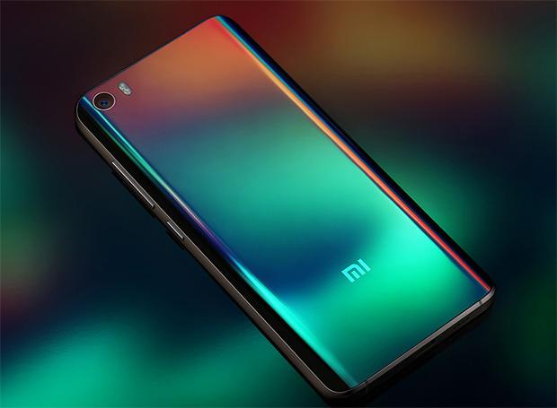 Xiaomi Mi 5 Back