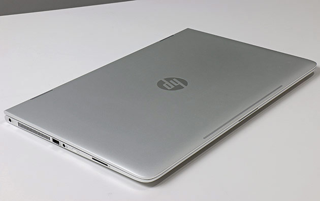 HP Spectre X360 Closed