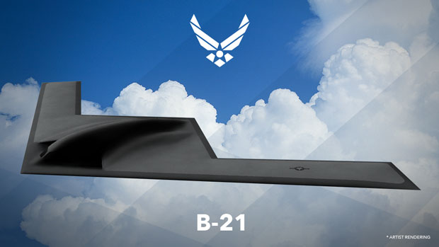 b 21 bomber