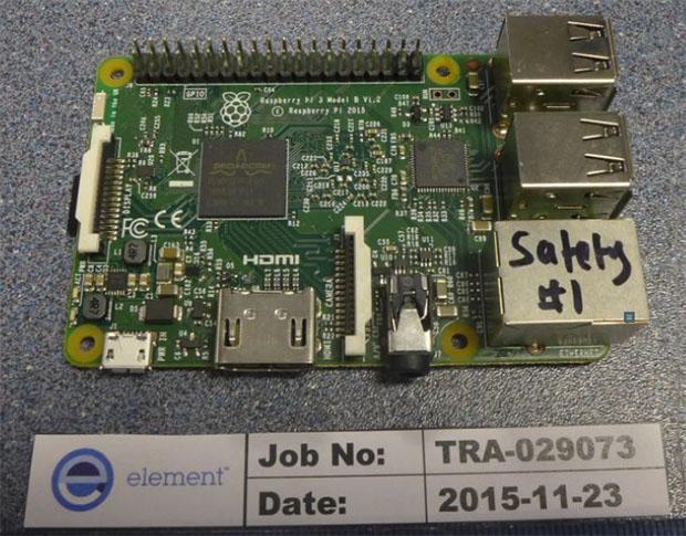 Raspberry Pi 3 01