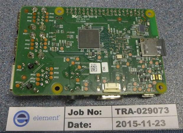 Raspberry Pi 3 02