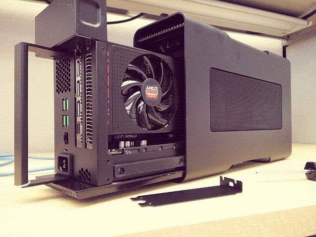AMD External Graphics Card