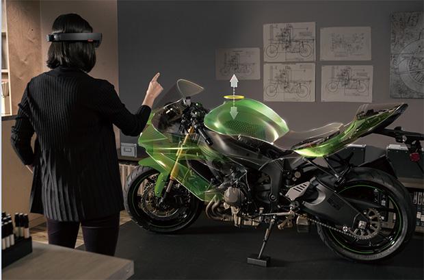 HoloLens Hologram