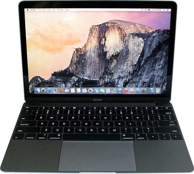 macbook open front