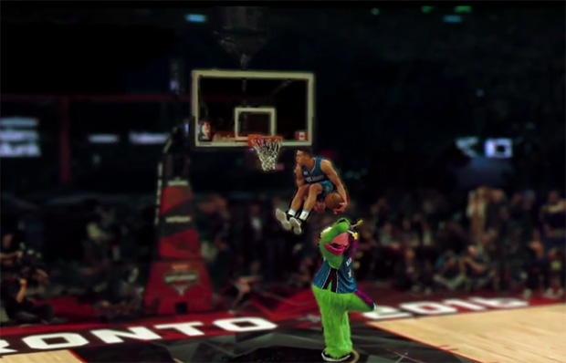 freeD dunk