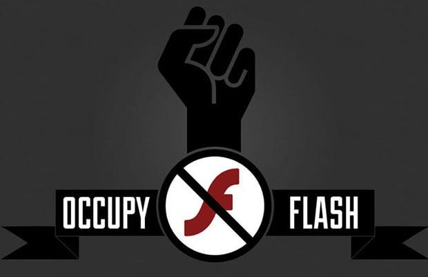 occupy flash