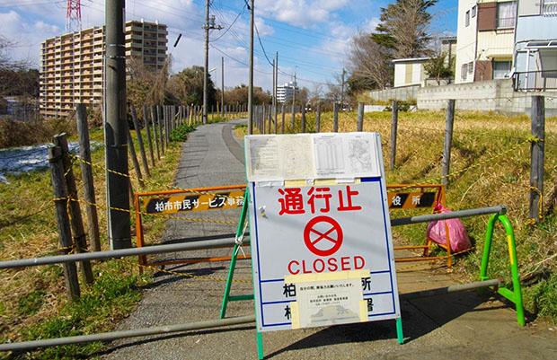 Radiation Hotspot Kashiwa