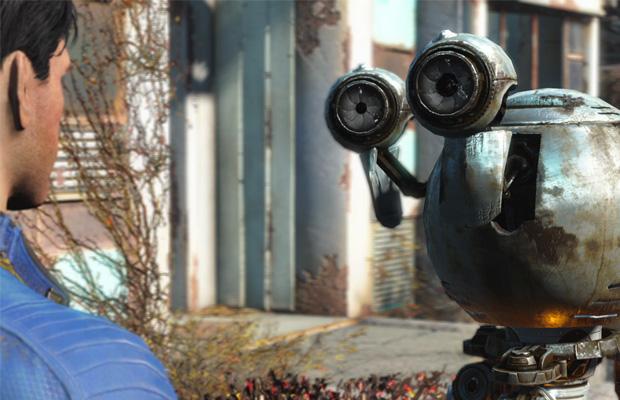 Fallout 4 Robot