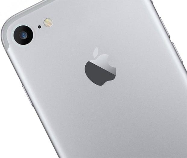 Leaked iPhone 7 Camera Hole Image