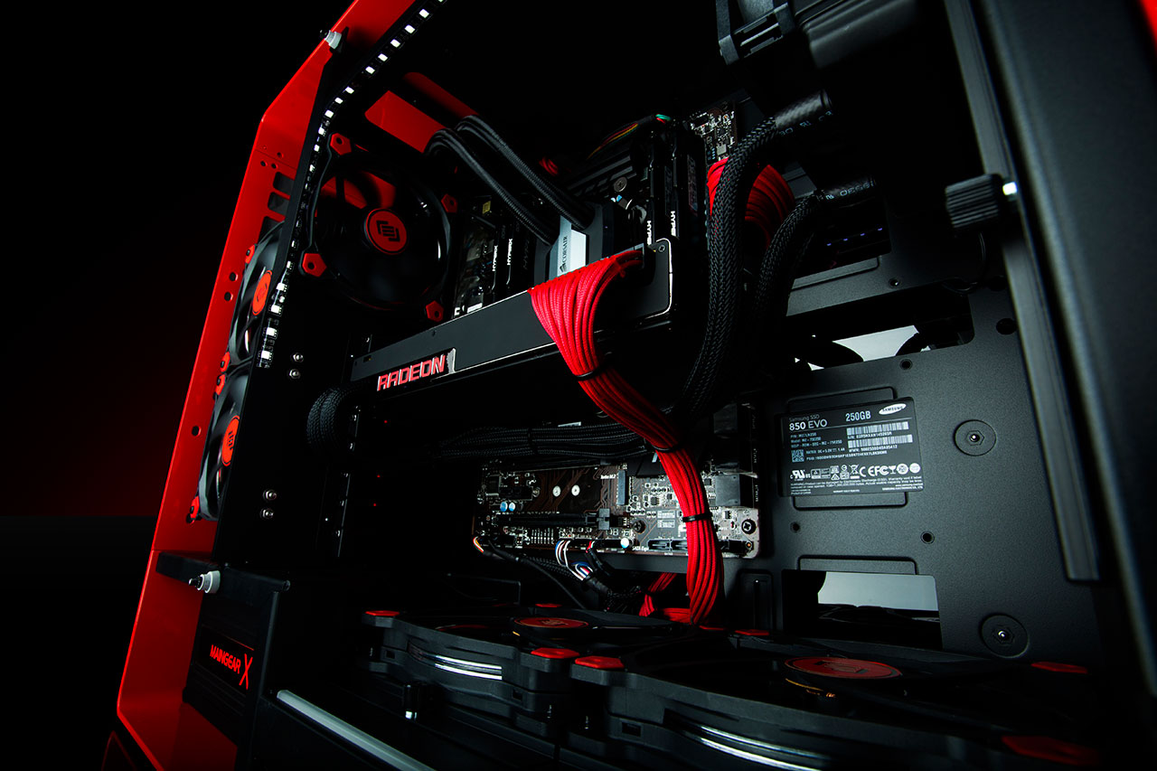 AMD Announces 16 TFLOP Radeon Pro Duo, Partners With Crytek For VR First Initiative, Maingear For System Showcase