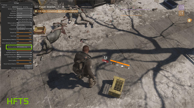 nvidia hfts the division