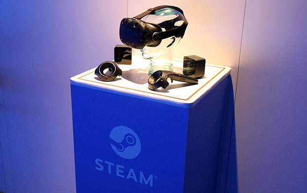 Valve's SteamVR Desktop Theater Mode And Full Powered VR Experiences