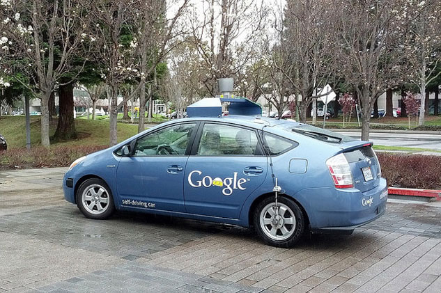 google toyota