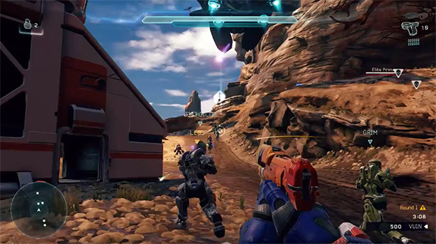 Sweet Warzone Firefight Multiplayer Co-Op Mode Comes To Halo