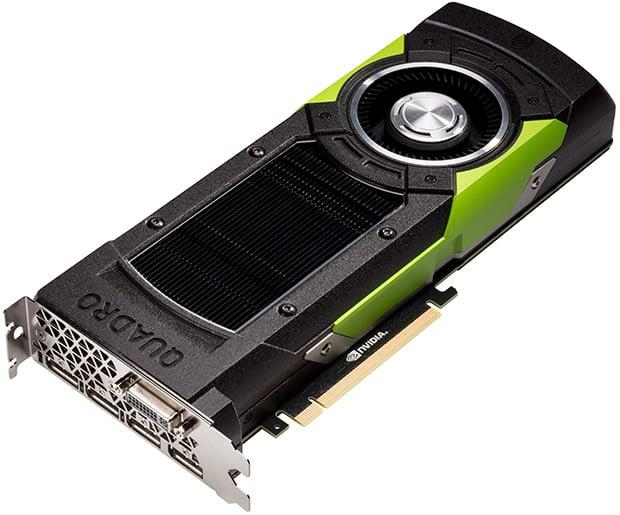 NVIDIA Quadro M6000 24GB